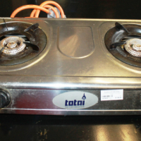 Total 2 Plate Stove S022983A #Rosettenvillepawshop