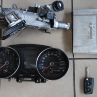 Polo 7 1.2 Lock Set Selling For R6500
