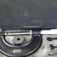 Micrometer M&W 50mm