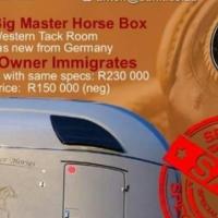 Bockmann Horse Box