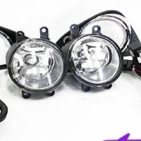 Toyota Yaris 2012up Bumper Foglamps