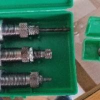 .32 ACP 3 die set with casing holder