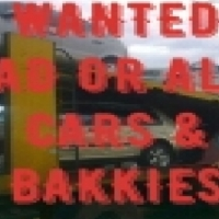 USED VEHICLES WANTED