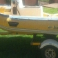 Give Away Price! Rubberduck andTrailer