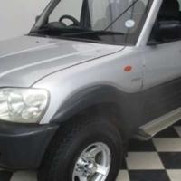 Mahindra Scorpio 2.6TD GLX 4x4
