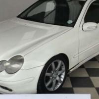 Mercedes Benz C Class Coupe A/T