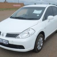 2011 Nissan Tiida 1.6 Sedan