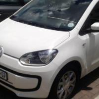 DEMO 2016 VW Move Up! 5dr + Sunroof – FJ39HB