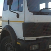 2435 Mercedes Benz Truck
