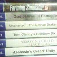 Playstation 4 Games te koop.