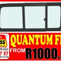 Taxi side glass special