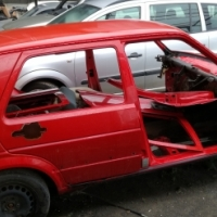 4WD VW Golf 2 Project with Audi TT 6 Speed Gearbox and Diff for sale