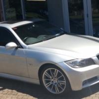 2006 BMW 330 I M sport a/t