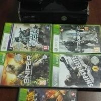 Xbox 360 - 500 gig.