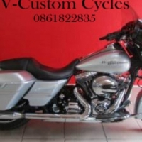 Almost Brand New Street Glide Price Has Been Reduced by R15 000.00!