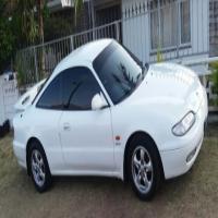 1997 Mazda 2.5 v6 mx6 auto full house urgent sale