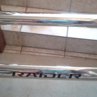 Nudge Stainless Steel Bull Bar