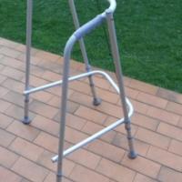 Aluminium walking frame