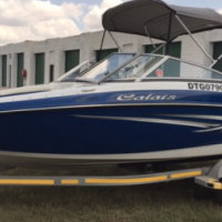 JETBOAT very clean serious fun Sugar Sand Calais 250hp amazing boat and price