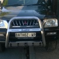2005 colts club cab v6 3000i bakkie