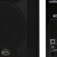 "WHARFEDALE TITAN SUB A15 MKII 15"" ACTIVE LOW FREQUENCY SUB"