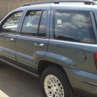 JeepGrandCherokeeLtdcleanR39000
