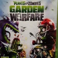 Xbox 360 Plant's Vs Zombie's - Garden Warfare game