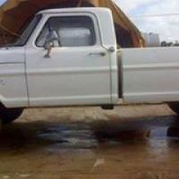 Ford F250 TE KOOP