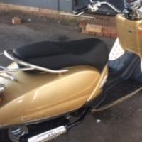 Scooter - Puzey 150 cc - Salsa