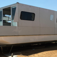 reduced futher 9m house boat