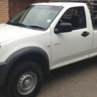 2011 ISUZU KB 250 D-TEQ FLEETSIDE 4X4