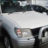 Toyota Land Cruiser Prado 3.0KZTE