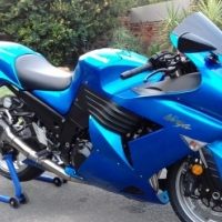 2007 ZX14 FOR SALE