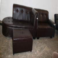 2 Piece L/Shape Couch S022416B #Rosettenvillepawnshop