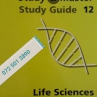 Life Sciences - Study Guide 12 - Study & Master - Cambridge - Peter Preethlall.