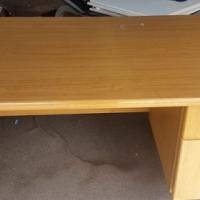 Large Desk for sale.