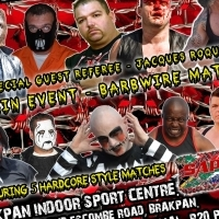 South African Pro Wrestling Presents : Home of Hardcore