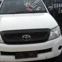 Toyota D4D 4x4  2.5 diesel long wheel bace