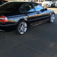 Bmw 320d automatic to swop for Suv or vehicle with higher ground clearance