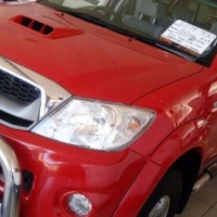 Toyota Hilux 3.0 D-4D 4x4 d/c