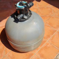 Reconditioned Swimming pool sand filters for sale