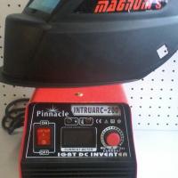 Pinnacle Arc Welding Inverter 200Amp + Auto helmet