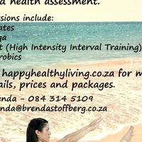 Personal trainer - Pilates, Yoga, HIIT, Aerobics, Body Weight Training