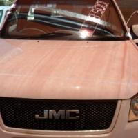 JMC 2.8 Turbo Diesel Long Wheel Base