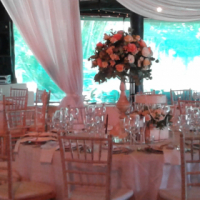 DRAPING AND FLOWERS FOR ALL FUNCTIONS