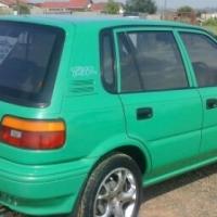 Toyota Tazz 4 Sale