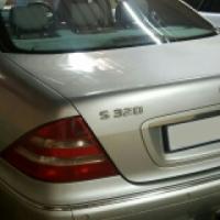 2000 Mercedes Benz S320 Auto