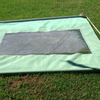 Awning/Roll down blind