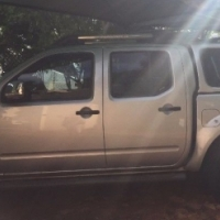 Nissan Navara 2.5 dCI SE Double Cab for sale