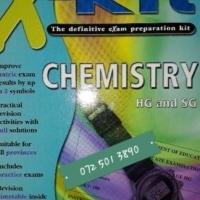 Chemistry - HG and SG - Grade 11 & 12 - X-Kit - Maskew Miller Longman.